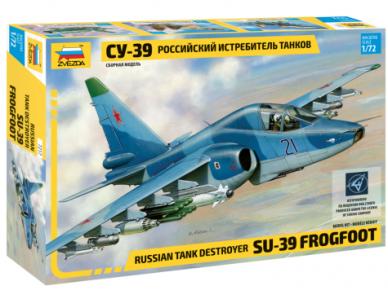 Zvezda - Sukhoi Su-39 Frogfoot, 1/72, 7217