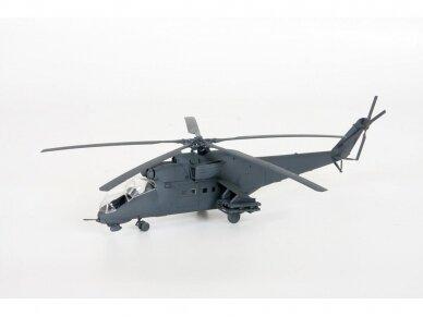 Zvezda - Russian Attack Helicopter Mi-35M Hind E, Mastelis: 1/72, 7276 3