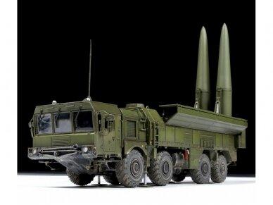 "Zvezda - Russian ballistic missile system ""Iskander-M"" SS-26 ""Stone"", Mastelis: 1/72, 5028 3"