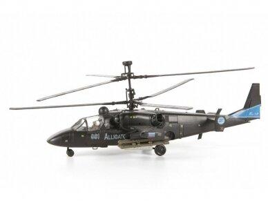 "Zvezda -  Russian Attack Helicopter ""Alligator"", Mastelis: 1/72,7224 2"