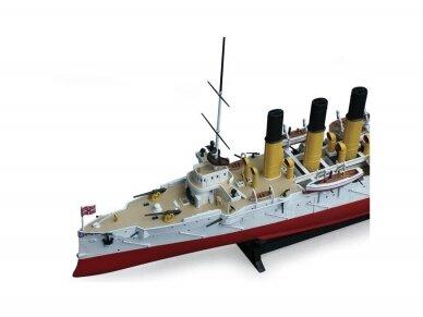 Zvezda - Cruiser «Varyag», 1/350, 9014 6