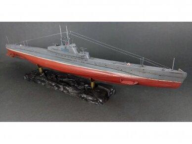 """Zvezda - Soviet WWII Submarine - """"Shchuka"""" (SHCH) class, 1/144, 9041 5"""