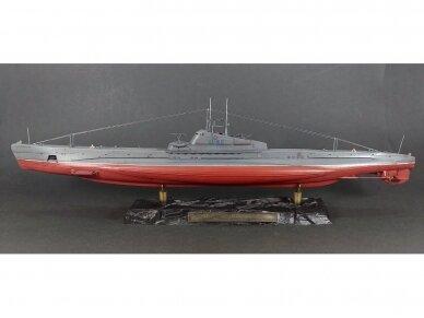 """Zvezda - Soviet WWII Submarine - """"Shchuka"""" (SHCH) class, 1/144, 9041 4"""