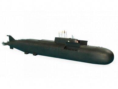 """Zvezda - Russian Nuclear Submarine K-141 """"Kursk"""", 1/350, 9007 2"""