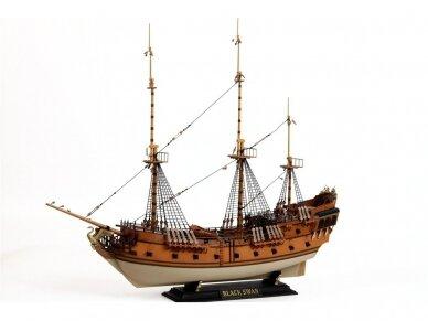 Zvezda - Pirate ship Black Swan, Mastelis: 1/72, 9031 2