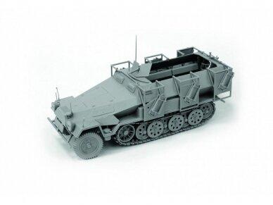 Zvezda - Sd.Kfz. 251/1 Ausf. B Stuka zu Fuss, Scale: 1/35, 3625 3