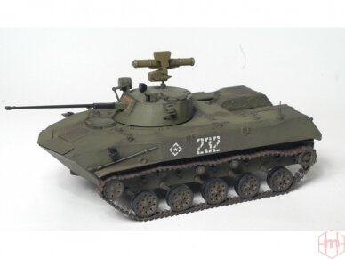 Zvezda - Soviet atrborne figthing vehicle BMD-2, 1/35, 3577 2