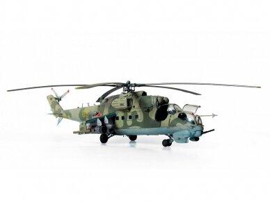 Zvezda - Soviet Attack Helicopter Mi-24V/VP Hind E, Mastelis: 1/72, 7293 2