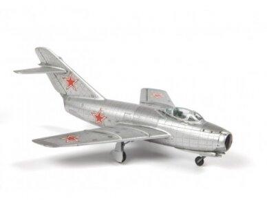 "Zvezda - Soviet fighter Mig-15 ""Fagot"", Mastelis: 1/72, 7317 3"