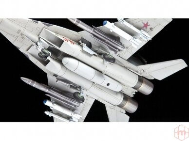 Zvezda -  Russian Fighter MiG-29 SMT, 1/72, 7309 5