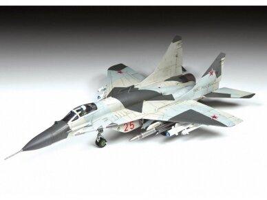 Zvezda -  Russian Fighter MiG-29 SMT, 1/72, 7309 4