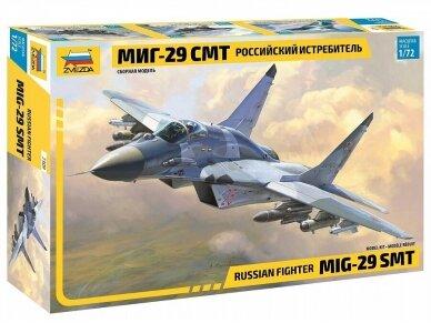 Zvezda -  Russian Fighter MiG-29 SMT, 1/72, 7309