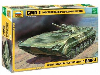 Zvezda - BMP-1, Mastelis: 1/35, 3553